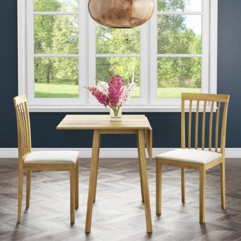 2 Seat - Wooden
