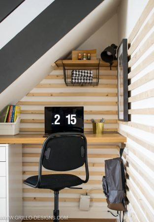 Office Under Stairs 2